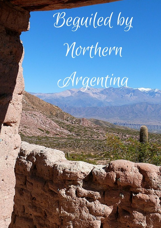 Beguiled by Northern Argentina