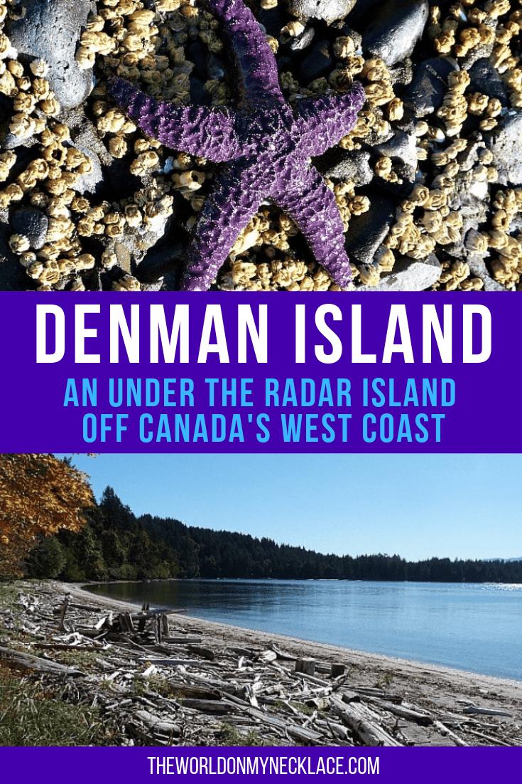 Falling for Denman Island