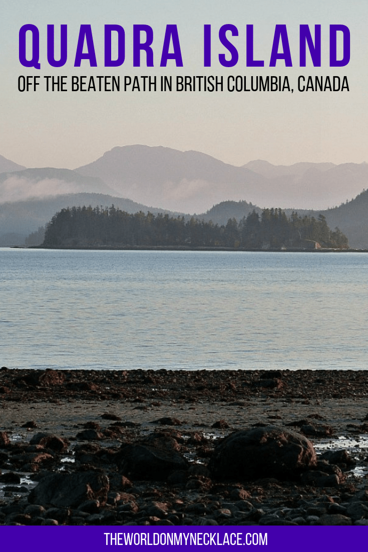 Best things to do on Quadra Island