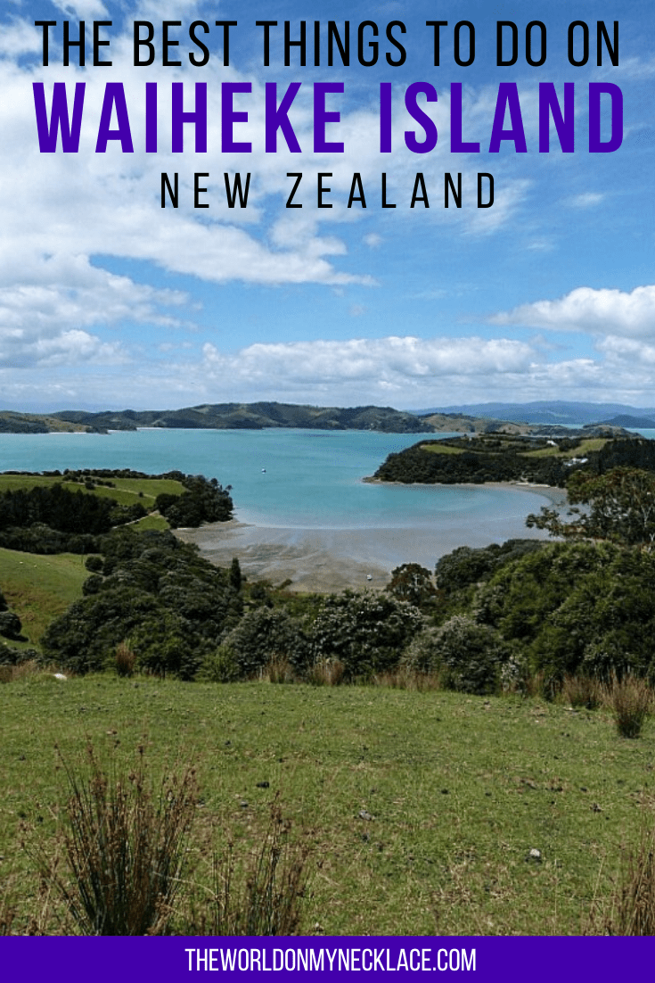 The Best Things to do on Waiheke Island