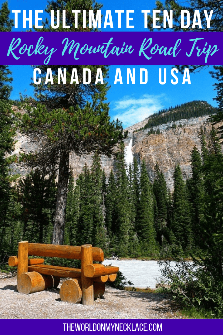 Ultimate Rocky Mountain Road Trip