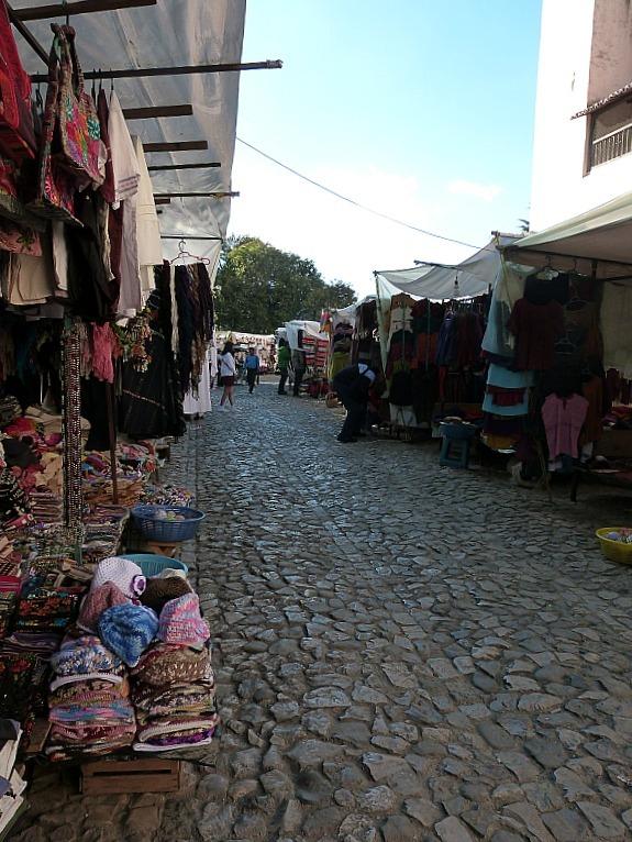 Market in San Cristobal de las Casas, Chiapas, Mexico