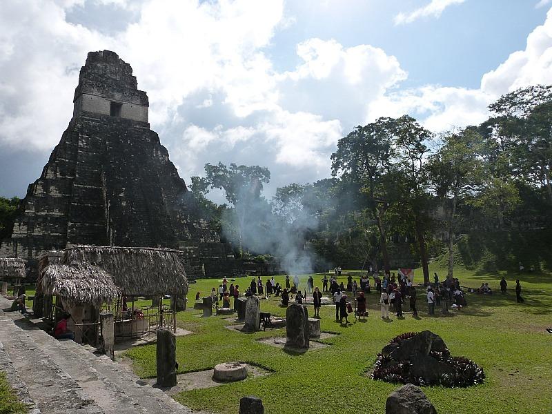 Ruins of Tikal, Guatemala