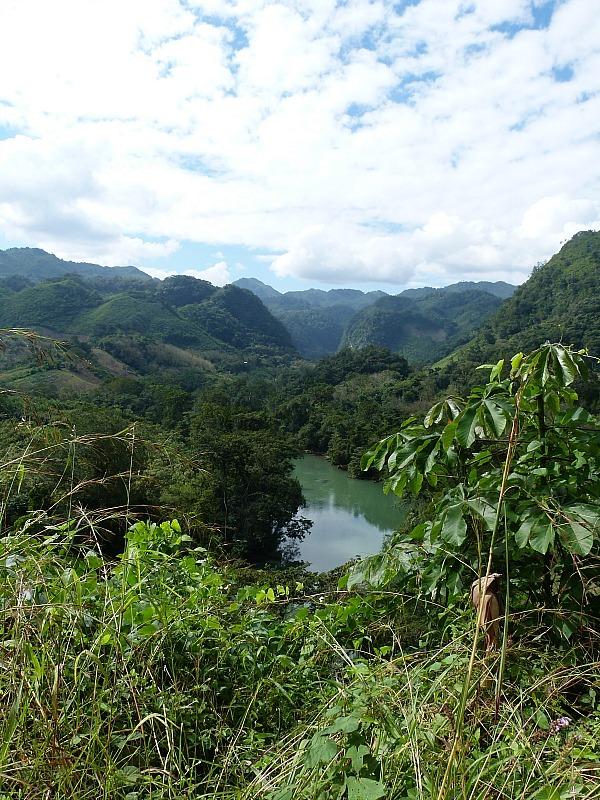 Countryside in Northern Guatemala