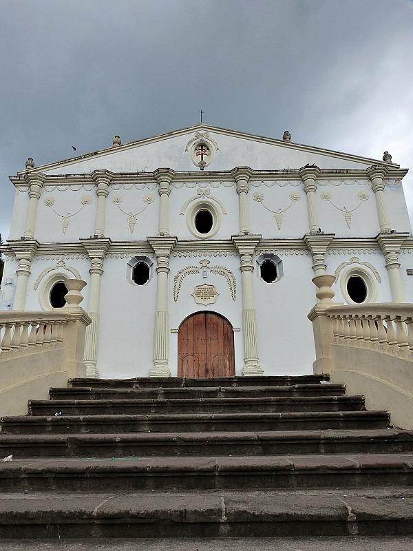 Historic building in Granada, Nicaragua