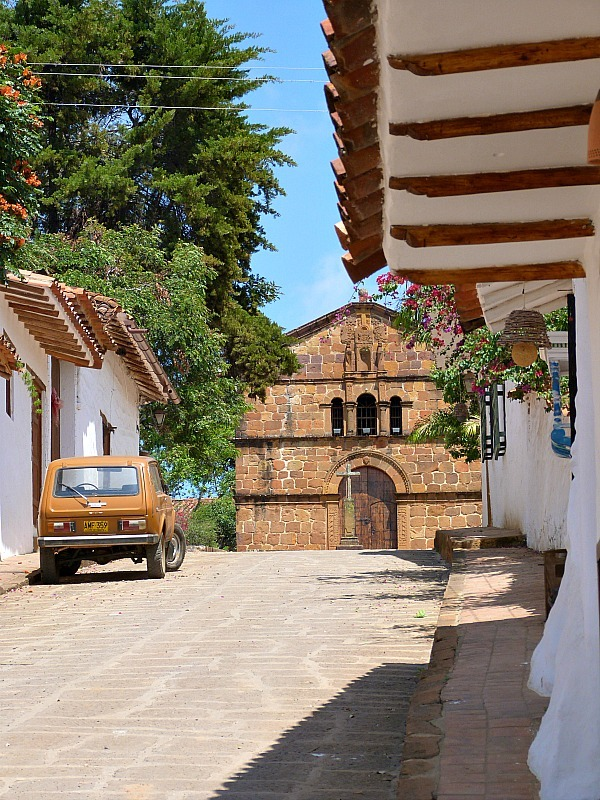 Sleepy Barichara in Colombia