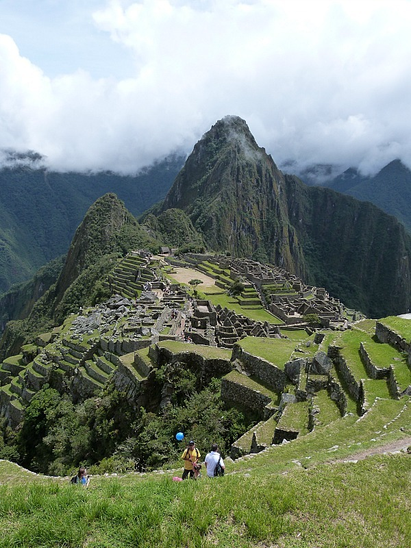 Incredible Machu Picchu in Peru