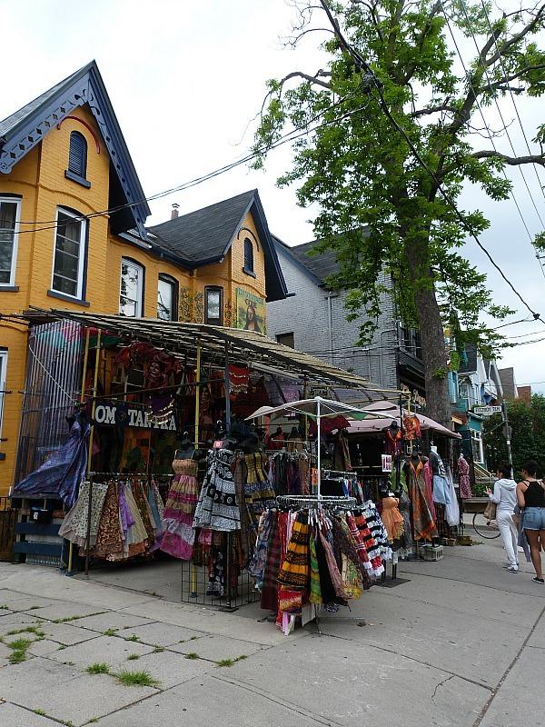 Kensington Market in Toronto