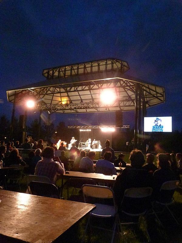 Blues Fest in Toronto