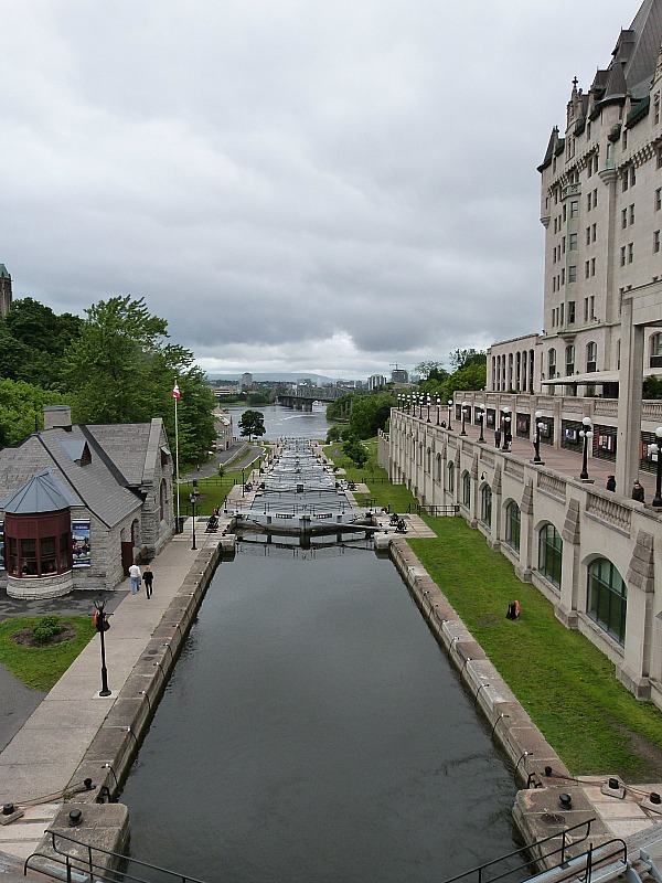Locks in Ottawa, Ontario