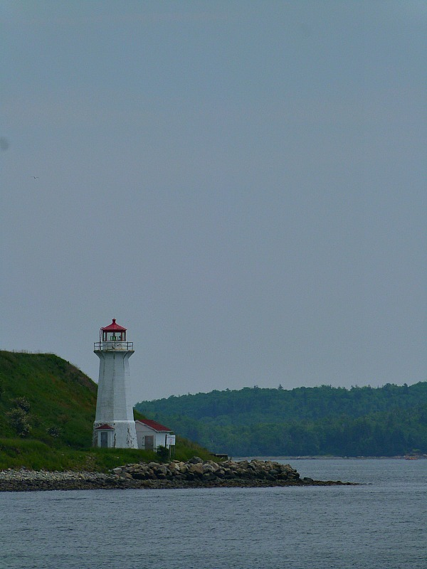 Lighthouse in Halifax, Nova Scotia