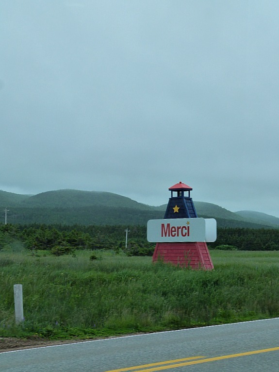 Road trip on Cape Breton Island, Nova Scotia