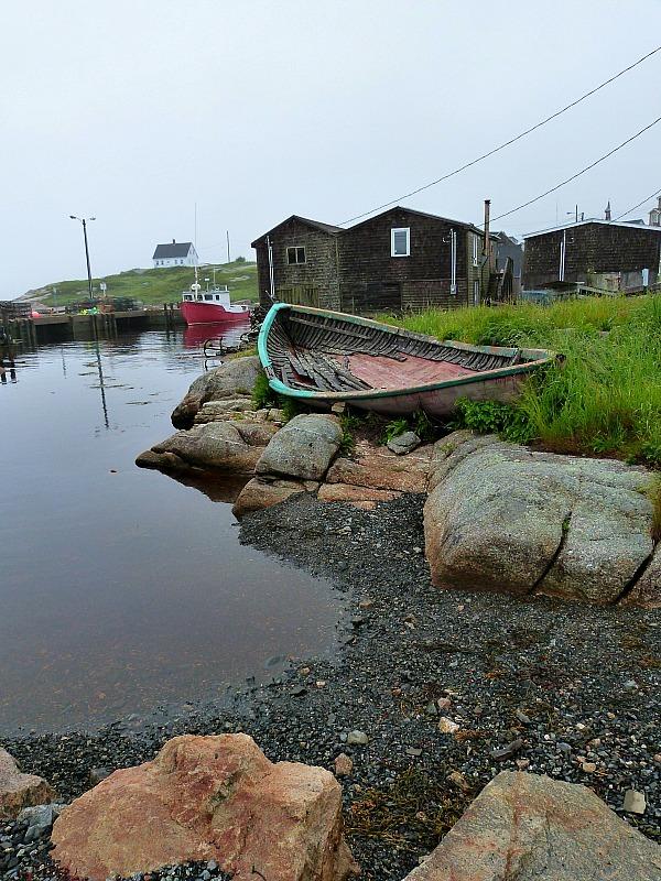 Peggy's Cove in Nova Scotia