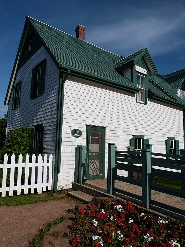 Anne of Green Gables House in Cavendish, PEI