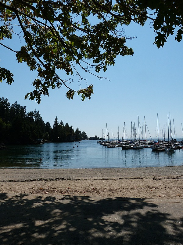 Horseshoe Bay in West Vancouver