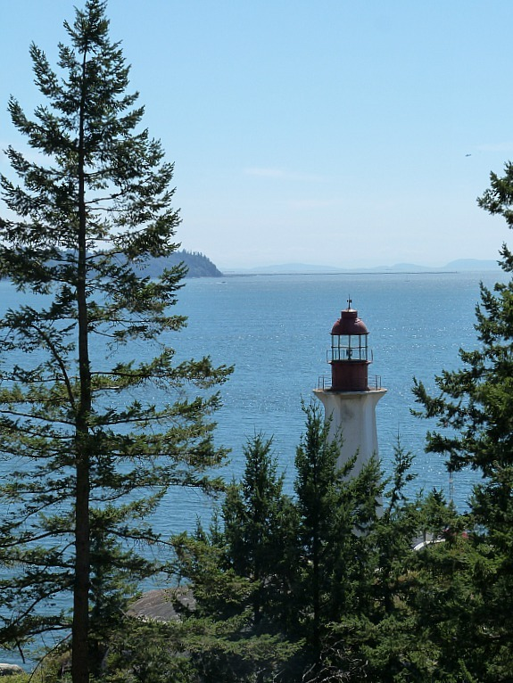 Lighthouse Park in North Vancouver
