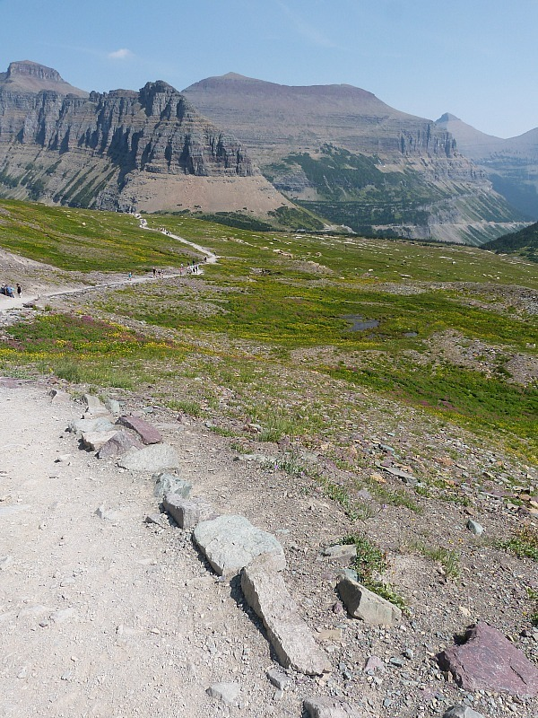 Glacier National Park in Montana - a Rocky Mountain Road Trip must