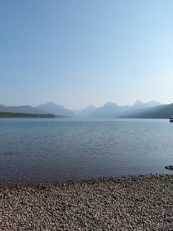 Lake in Whitefish, Montana - a Rocky Mountain Road Trip must