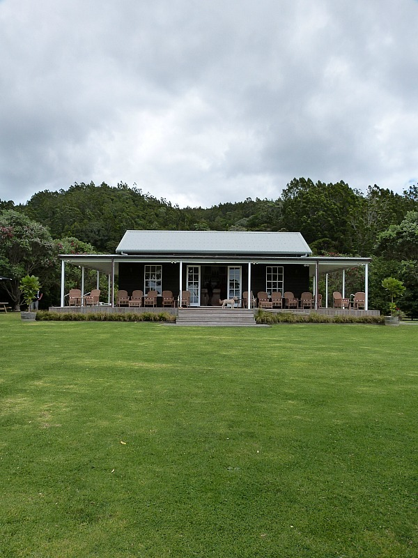 Man O War Winery on Waiheke Island in Auckland