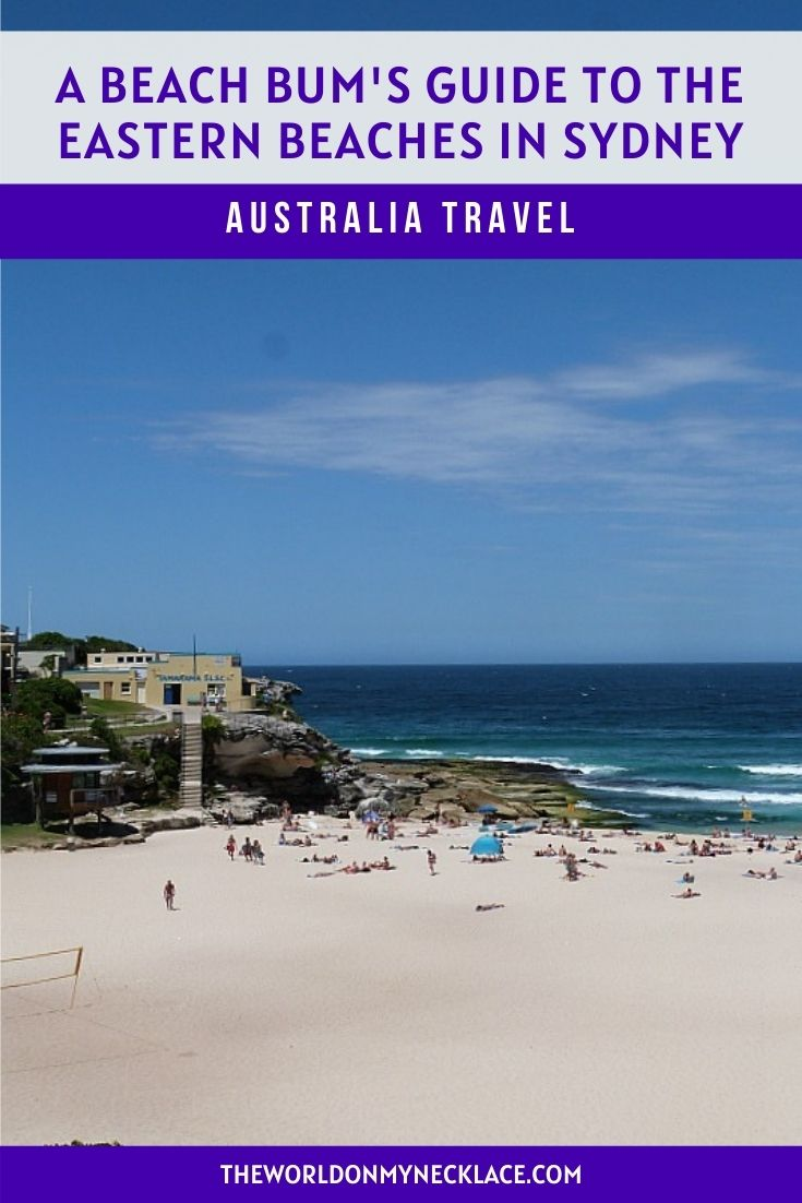 A Beach Bums Guide to the Beaches of the Eastern Suburbs in Sydney