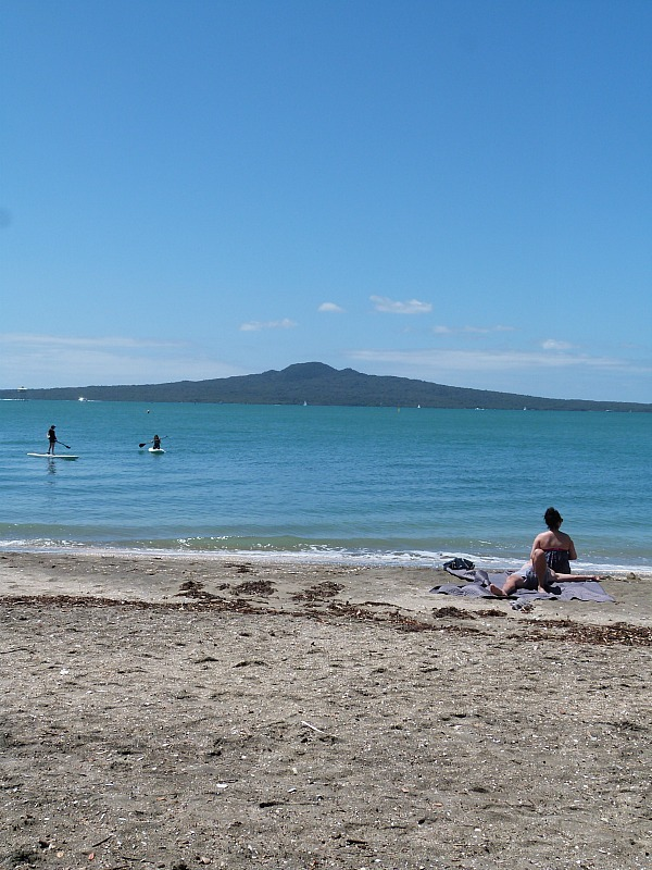 Swimming at Auckland's city beaches is one of best ways to spend a day in Auckland
