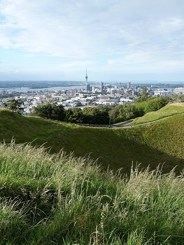 Climbing Mt Eden - one of the Best ways to spend 1 day in Auckland