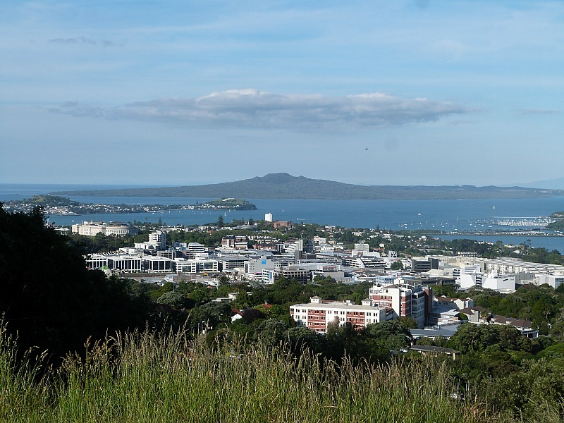 Climbing Rangitoto - one of the best ways to spend 1 day in Auckland