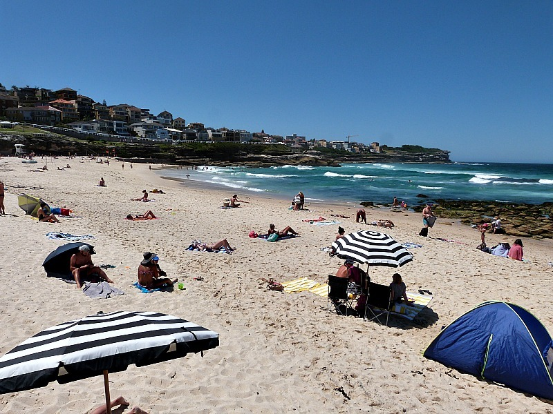 Bronte Beach on Sydney's Eastern Beaches