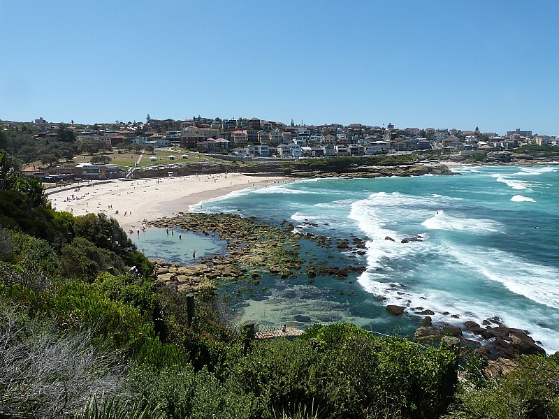 Bronte beach on Sydney's Eastern Beach
