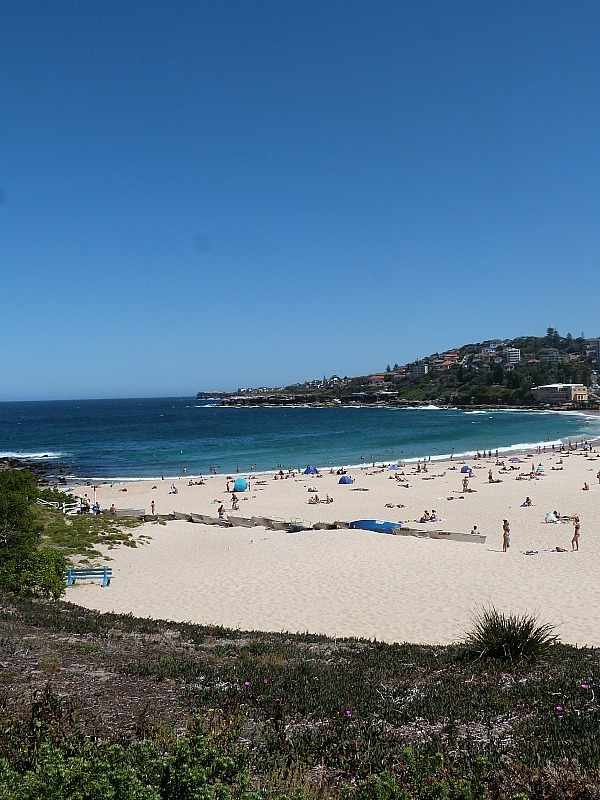 Beautiful Coogee, in Sydney's Eastern Beaches