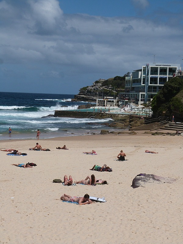 Bondi Beach on Sydney's Eastern Beaches