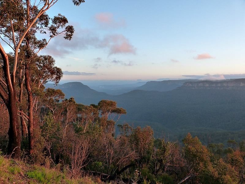Daytripping distance from Sydney are the Blue Mountains - One of the 30 reasons why I love Sydney