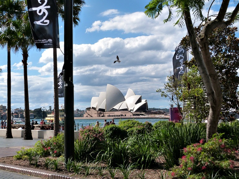 Sydney Opera House - One of the 30 reasons why I love Sydney