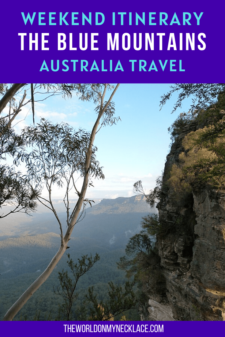 Blue Mountains Itinerary for a Long Weekend Away