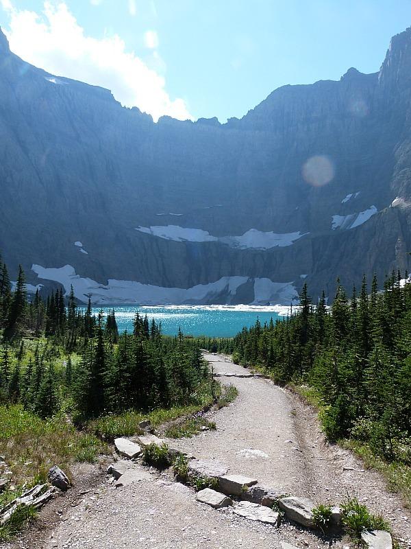 Visiting Glacier National Park on a budget