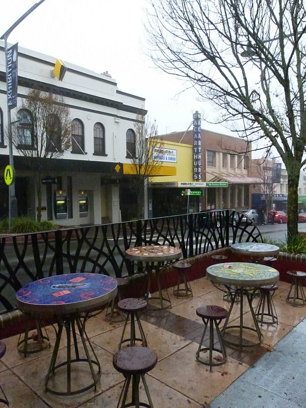 Downtown Katoomba, one of my favorite Blue Mountains towns