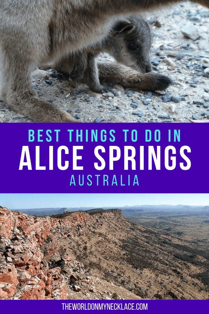 Best Things to do in Alice Springs