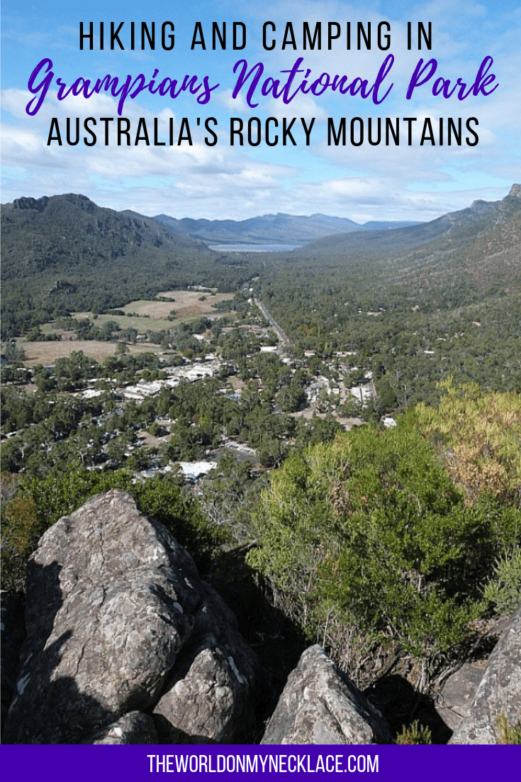 Camping and Hiking in the Grampians, Australia