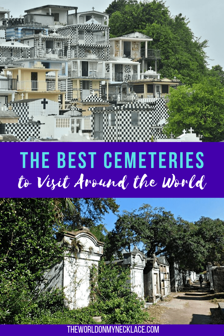 The best cemeteries to visit around the world