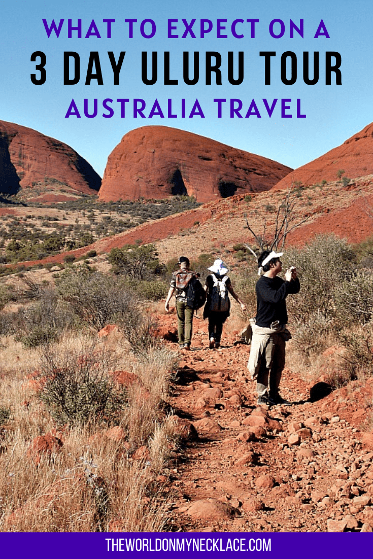 What to Expect on a 3 Day Uluru Tour
