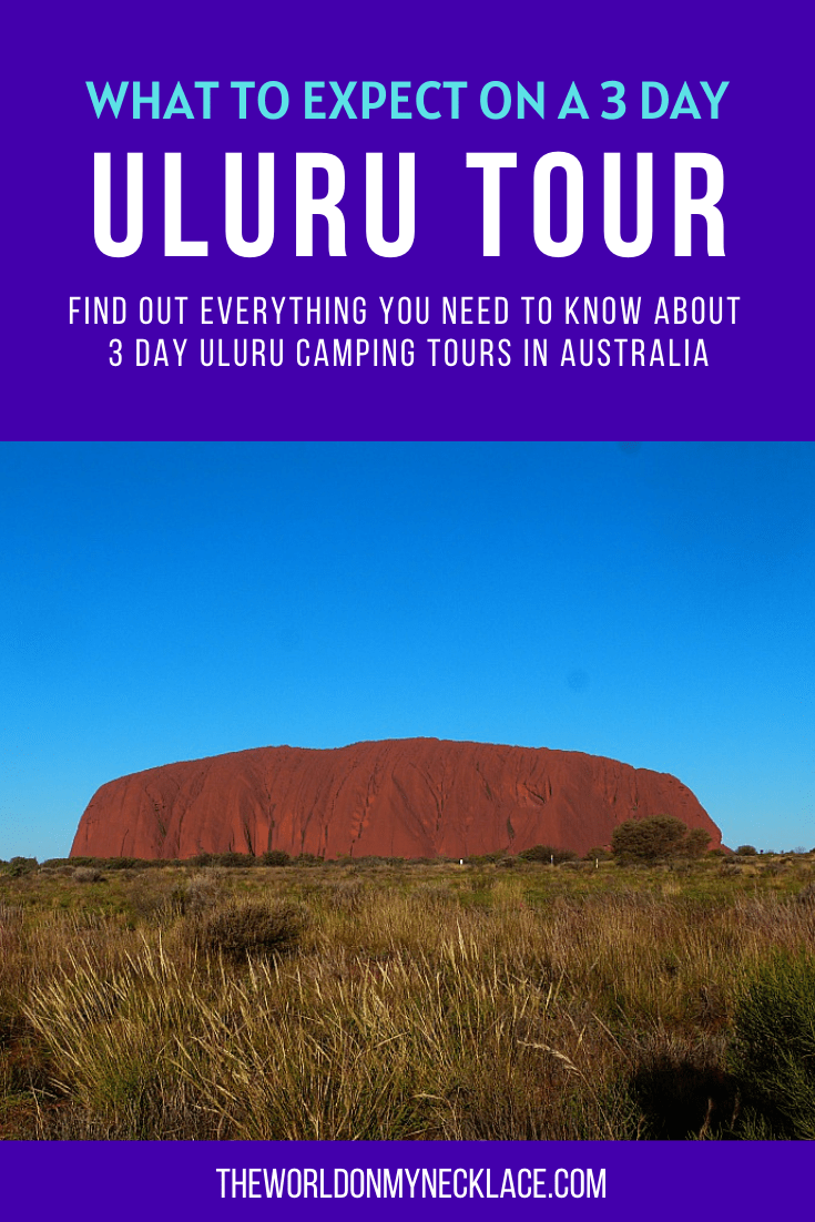What to Expect on a 3 Day Uluru Camping Tour