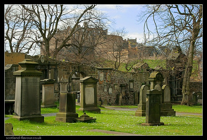 Greyfriars via scotland-flavour.co.uk