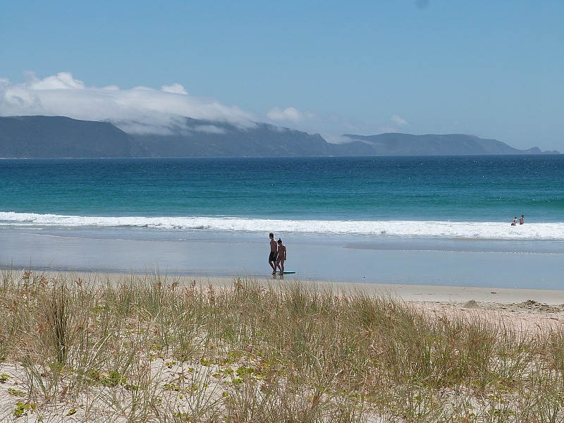 Spirits Bay is one of the best beaches in Northland