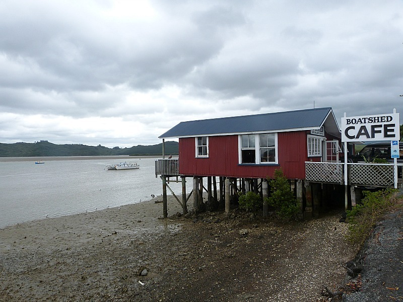 Rawene in the Hokianga, Northland