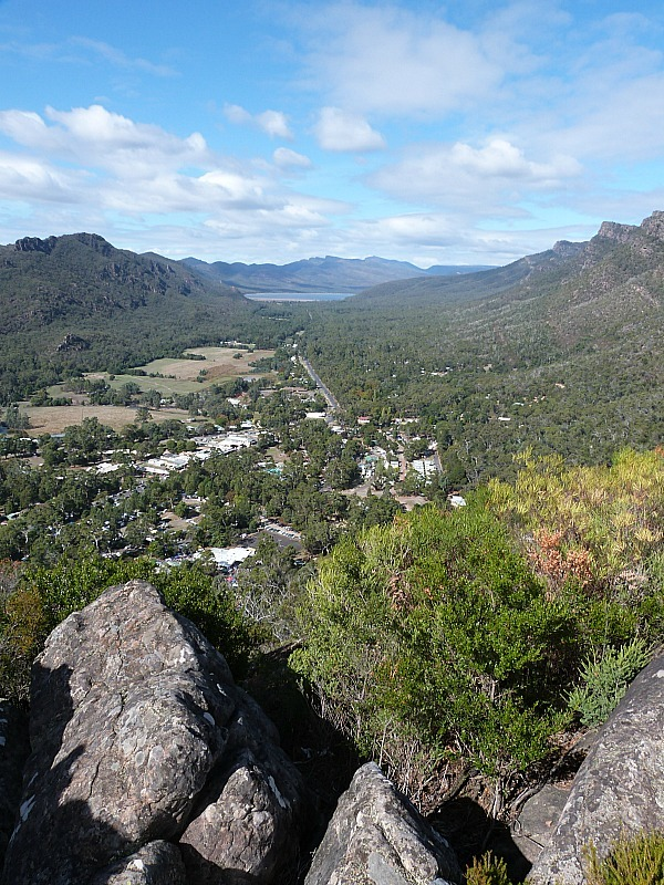 Hiking in the Grampians, Victoria