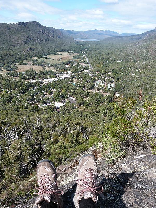 Grampians Hike in Australia