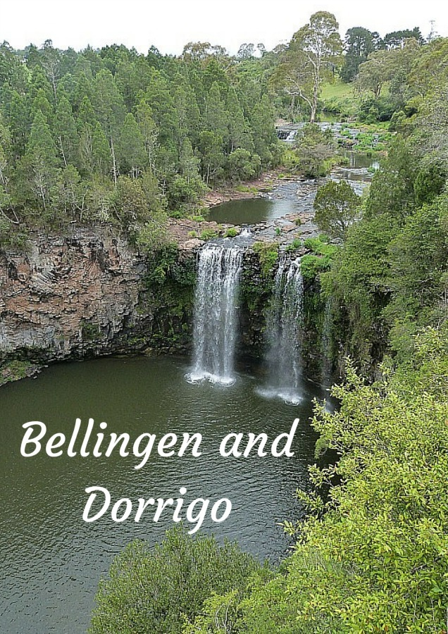 Bellingen and Dorrigo