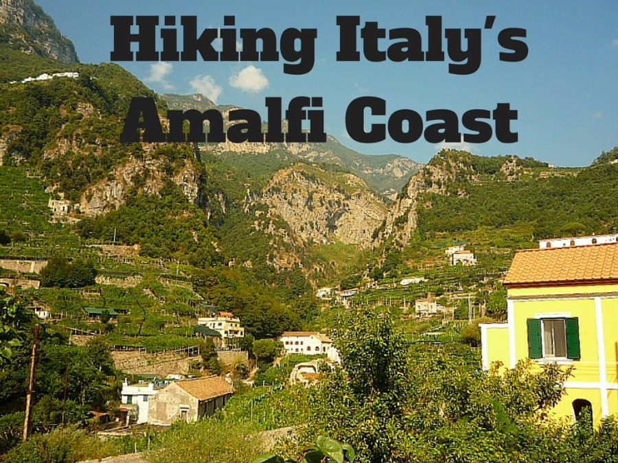 Hiking Italy's Amalfi Coast