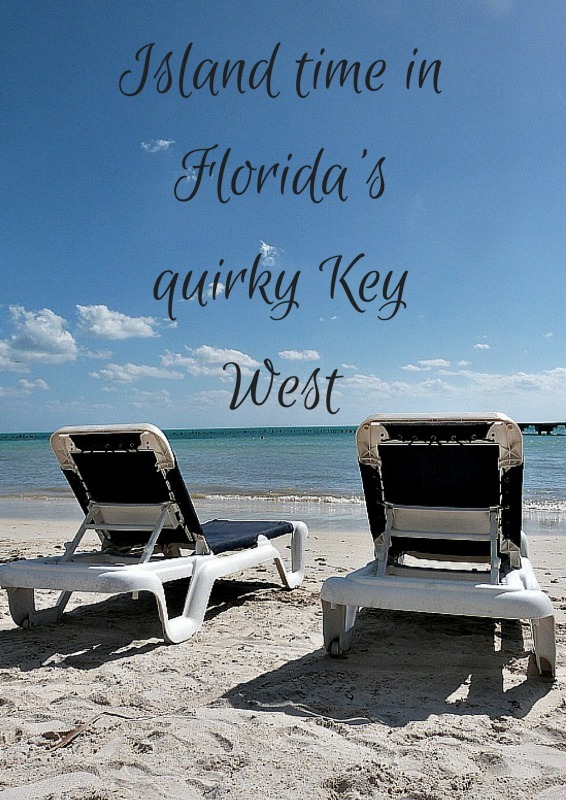 Island time in Florida's quirky Key West