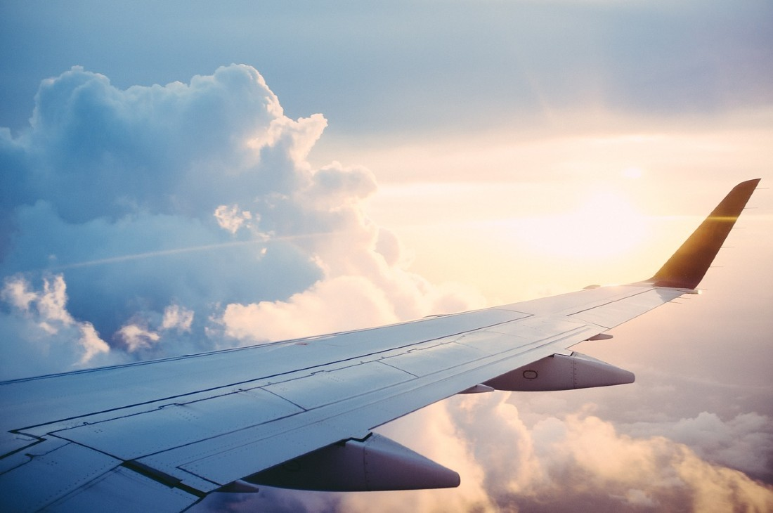how to save money for travel - get cheap flight alerts
